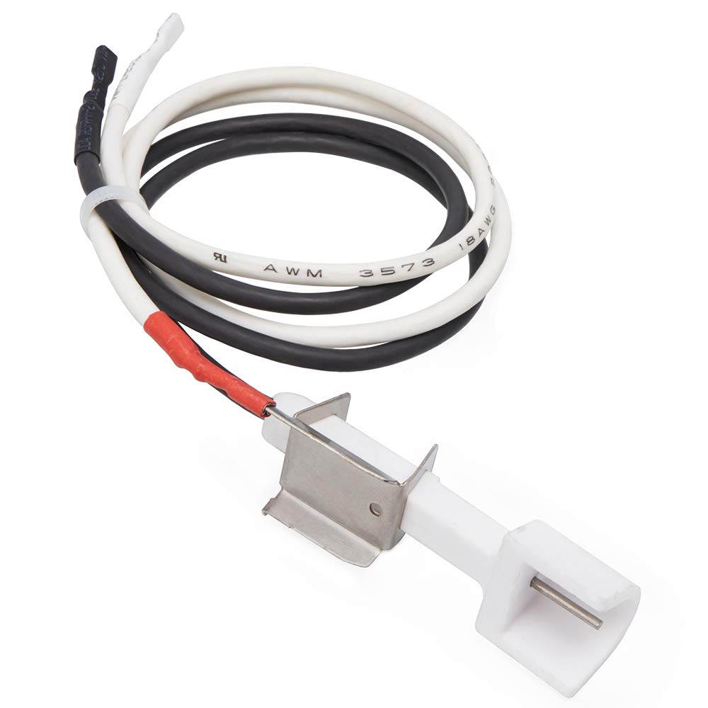 X Home 67847 Grill Igniter Kit Fits for Weber Genesis 300 Series(2008-2010) Genesis E/S-310 E/S-320, Ignition Replacement Parts with 2 Ignitor Button(One as Gift) Ignition Module Ceramic Collector Box by X Home (Image #5)