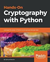 Hands-On Cryptography with Python Front Cover