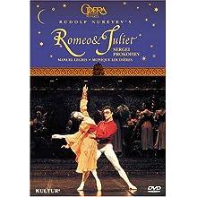 Prokofiev - Romeo et Juliet / Legris, Loudieres, Jude, Delanoe, Romoli, Martinez