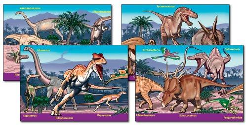 - Carson Dellosa Mark Twain Dinosaurs Bulletin Board Set (410001)