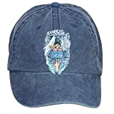 Tommery Unisex When Marnie Was There Hip Hop Baseball Caps