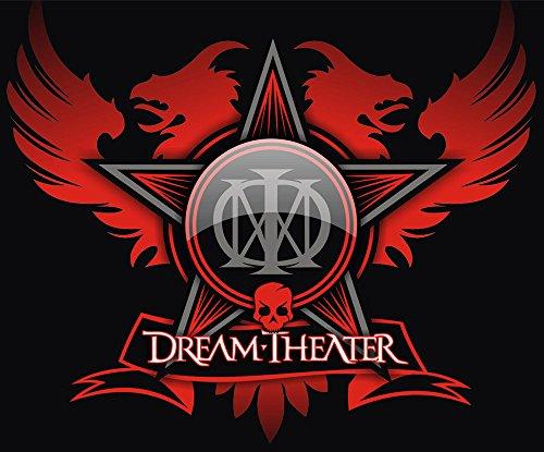 Dream Theater Stern schwarze Top Tank T-Shirt -2101