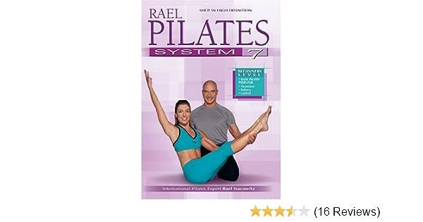 bcdb44866 Amazon.com  Rael Pilates  System 7  Rael Isacowitz