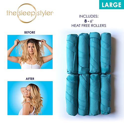 Buy curlers to sleep in