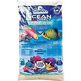 CaribSea ACS00940 Ocean Direct Natural Live Sand for Aquarium, 40 lb