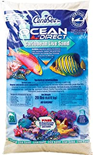CARIB SEA mar océano Directa sustratos TopDawg Pet Supply 008479009401