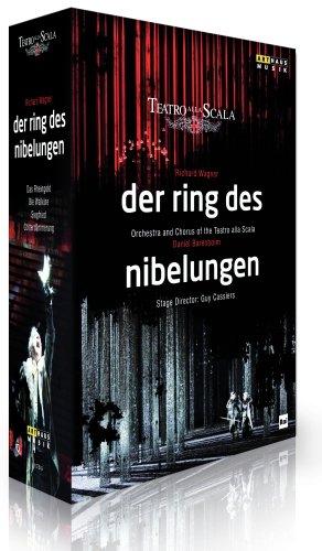 Der Ring Des Nibelungen/ [DVD] B00QY2HXTO