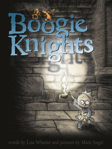 Halloween Boogie Book (Boogie Knights (Richard Jackson Books (Atheneum)