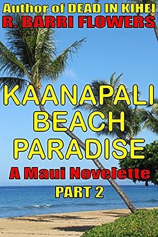 book cover of Kaanapali Beach Paradise