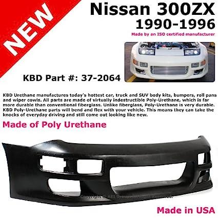 Amazon com: KBD Nissan 300ZX 90-96 Factory GR Style Poly