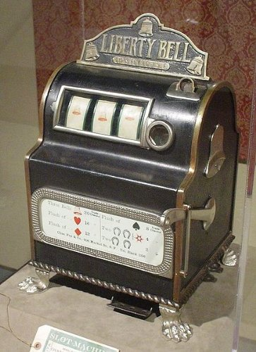 A History of Slot Machines ()