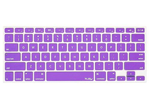Kuzy Keyboard Silicone MacBook Display