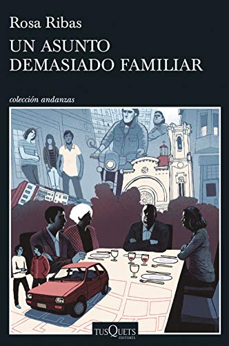 Un asunto demasiado familiar (Volumen independiente) por Rosa Ribas