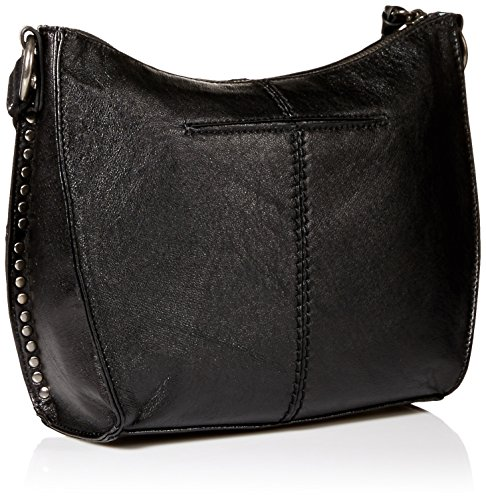 The Onyx Sak Black Cross The Body Saratoga Crossbody Avgcqn5Ow