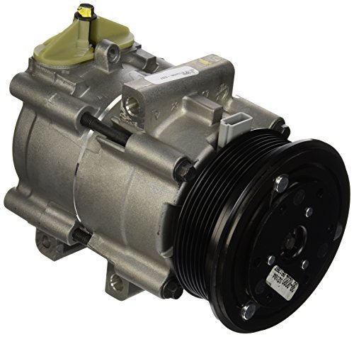 Four Seasons 58123 Compressor with Clutch by Four Seasons 740 Air Conditioning Compressor
