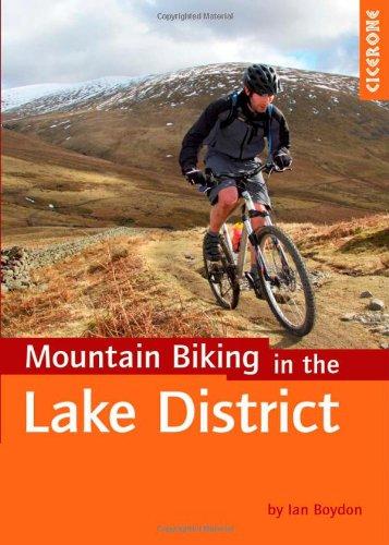 !BEST Mountain Biking in the Lake District (Cicerone Mountain Biking) [P.P.T]