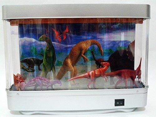 16636 Dinosaur World Motion Lamp product image