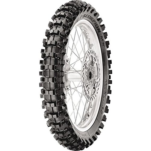 Pirelli Scorpion MXMS 110/90-19 Rear Tire 1662700 by Pirelli