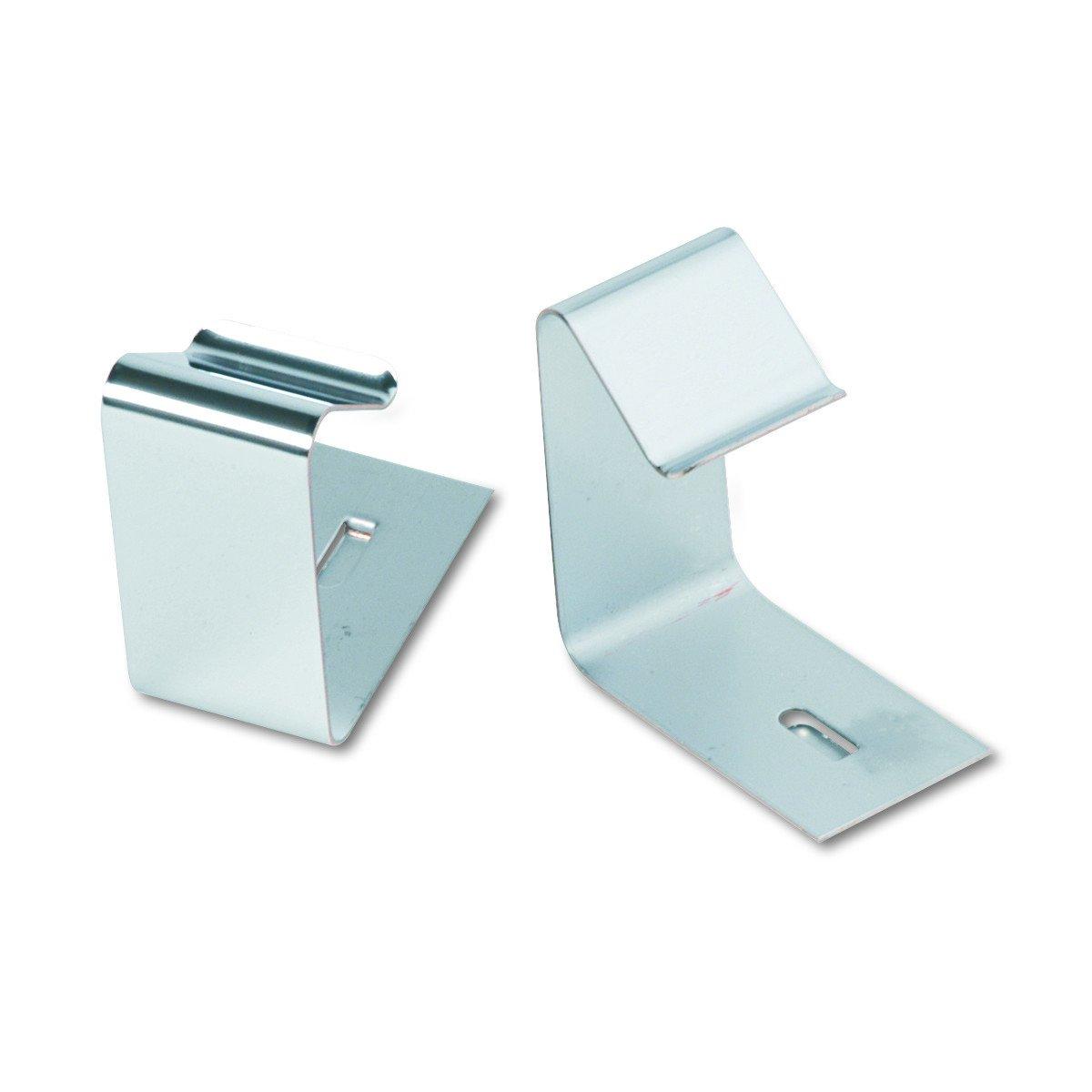 Quartet 7501 Flexible metal hangers for panels 1-1/2-2-1/2 thick, 2 hangers/set ACCO Brands Canada Inc.