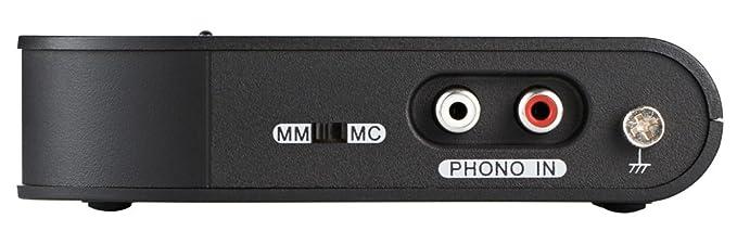 in-akustik Premium Phono Vorverstärker con USB: Amazon.es: Electrónica