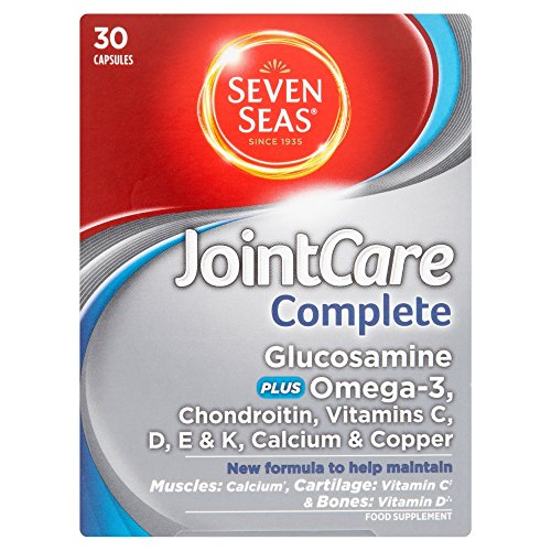 Seven Seas JointCare Complete Multi Vitamin Capsules Pack of (Seven Seas Joint Care)