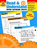 Read and Understand with Leveled Texts, Evan-Moor Educational Publishers, 1608236706