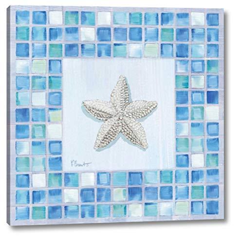 Mosaic Starfish by Paul Brent - 11