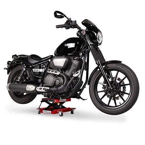 XL 883 N Rangierhilfe Hebeb/ühne f/ür Harley Davidson Sportster 883 Iron ConStands M rot