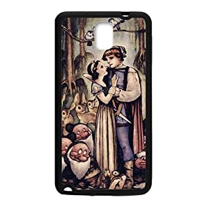 WAGT Snow White and the Seven Dwarfs Case Cover For samsung galaxy Note3 Case
