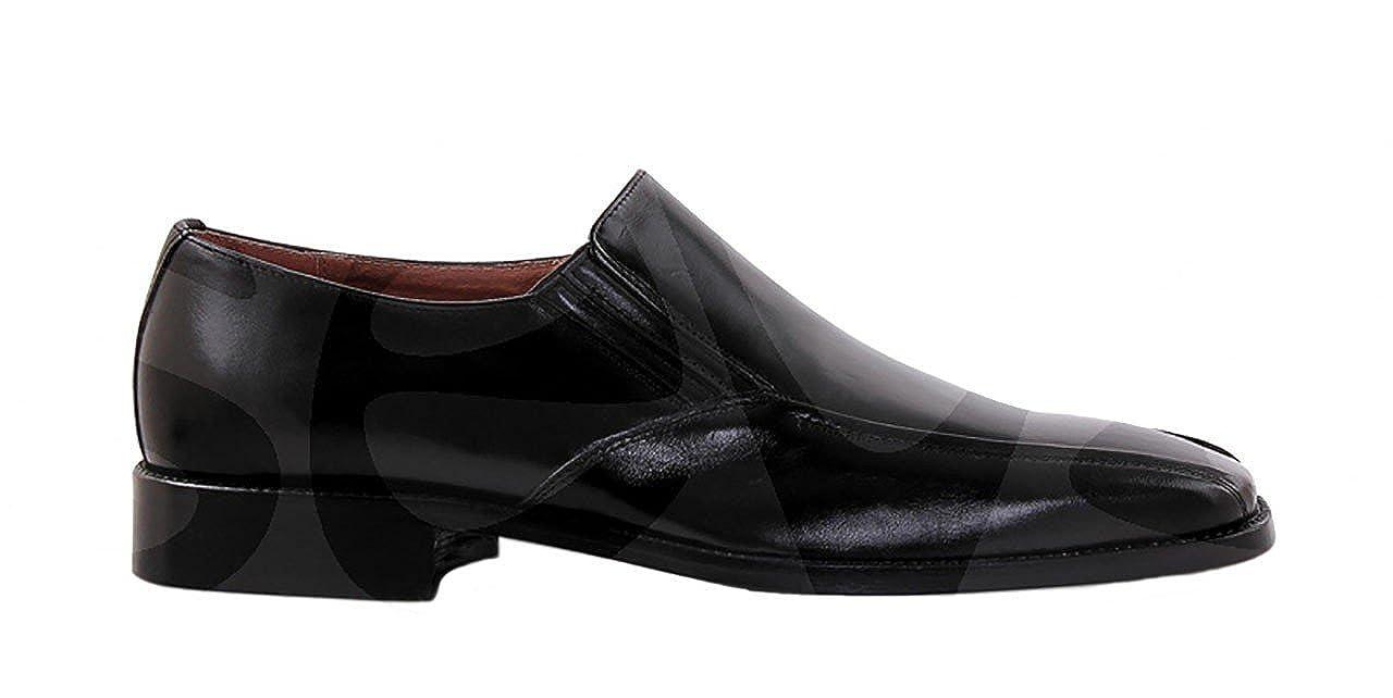 Marttely Design - 7397 - Zapato Caballero Piel - 43, Negro