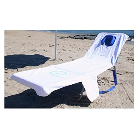 Deltess Corp Chst-1007w Ostrich Custom Chaise Lounge Towel  sc 1 st  Amazon.com : chaise lounge towels - Sectionals, Sofas & Couches
