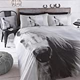Beautiful Horse Duvet Cover Set By Catherine Lansfield - Single by Catherine Lansfield