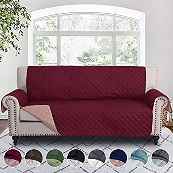 RHF Reversible Sofa Cover Couch Covers For 3 Cushion Living RoomCouch Dogs