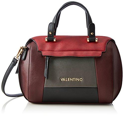 ValentinoMAGA - Borsa con Maniglia Donna Multicolore (Mehrfarbig (VINO/MULTI))