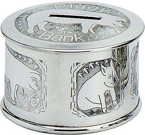 Amazon.com: Peltre Hucha Piggy Banco: Home & Kitchen