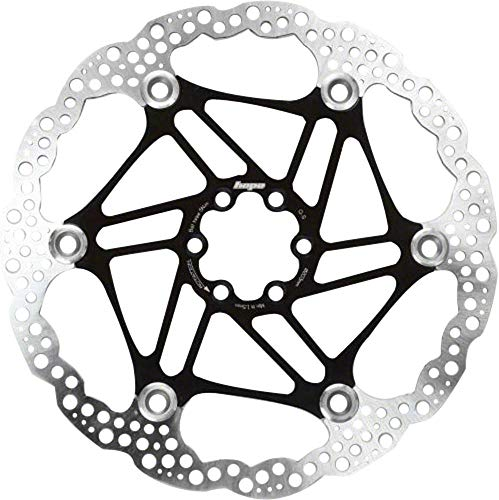 (Hope Floating Disc Rotor: 203mm Black)
