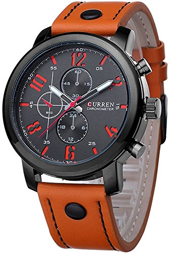 Watches Decorate Sub dials Wristwatch Resistant product image