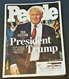 img - for People Magazine November 21, 2016 Donald Trump Cover book / textbook / text book