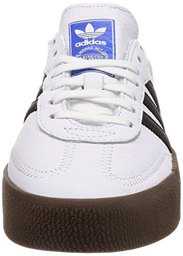 Adidas Blanco Sambarose gum5 Eu W 000 ftwbla negbás Para Deporte De Zapatillas 40 Mujer rrS0dqw