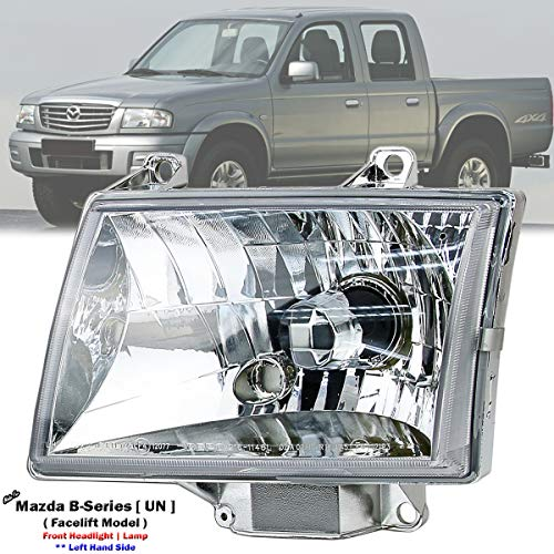 DEPO Front Left Side LHS Headlight Lamp For Mazda B2500 B2600i Pickup 2002-2006