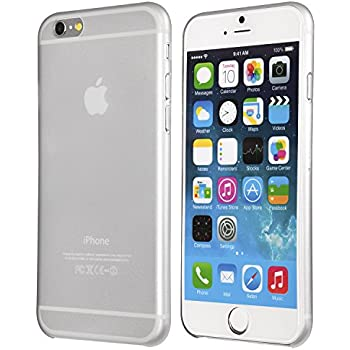 iPhone 6 Case, iPhone 6s Case , Thinnest Cover Premium Ultra Thin Light Slim Minimal Anti-Scratch Protective - For Apple iPhone 6 4.7 inch | totallee The Scarf (Frosted White)