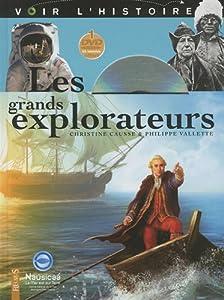 """Afficher """"Les grands explorateurs"""""""