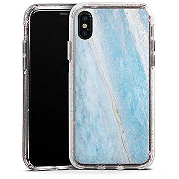 coque iphone 8 plus marbre bleu
