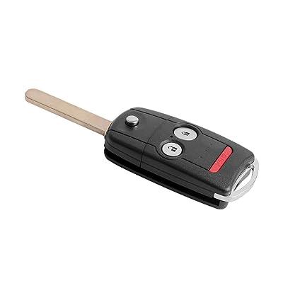 VOFONO Keyless Entry Remote Key Fob Compatible with 2007 2008 2009 2010 2011 2012 2013 Acura MDX RDX: Automotive