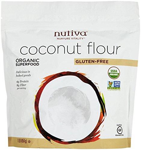 Nutiva Organic Coconut Flour Pack