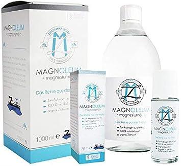 Magnesiumchlorid zur Gewichtsreduktion Forum