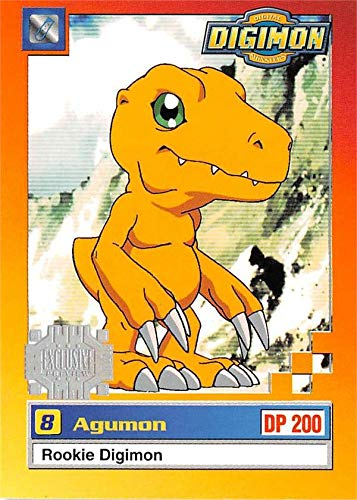 Aqumon trading card Digimon 1999 Upper Deck #11