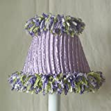 Silly Bear Lighting Lady Lavender Lamp Shade, Lavender