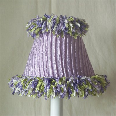 Silly Bear Lighting Lady Lavender Night Light, Lavender