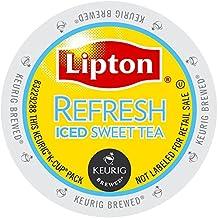 Lipton Refresh Iced Sweet Tea, 22 Count